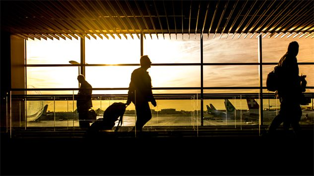 Centralny Port Lotniczy ma obsługiwać nawet 50 mln pasażerów rocznie (fot. Pexels)