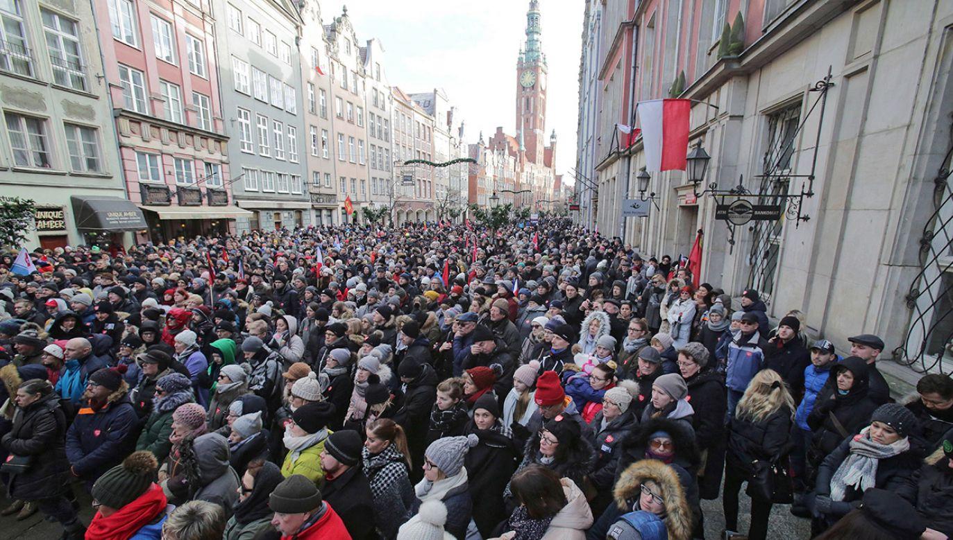 Wybory na prezydenta Gdańska najprawdopodobniej 3 marca  (fot. PAP/Tomasz Waszczuk)