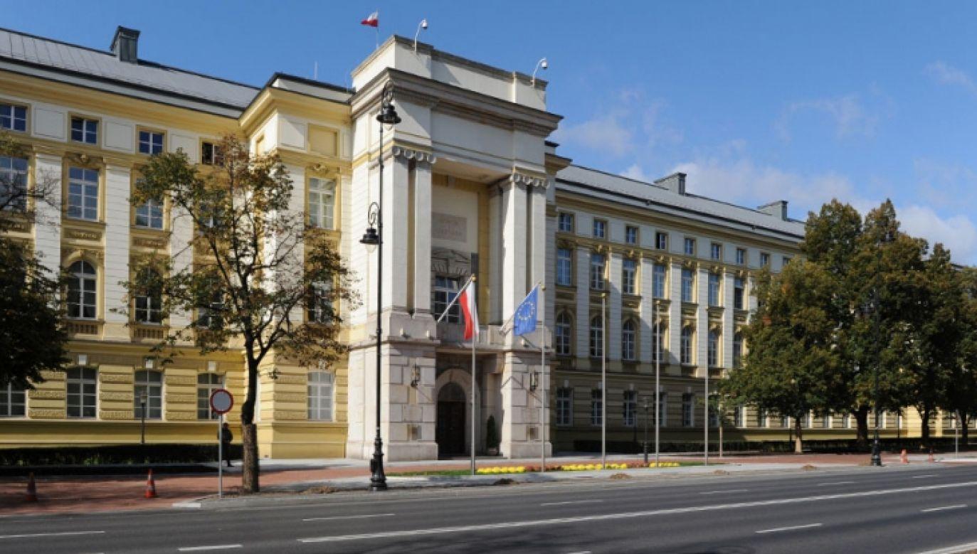 Kancelaria Rady Ministrów  (fot. KPRM)