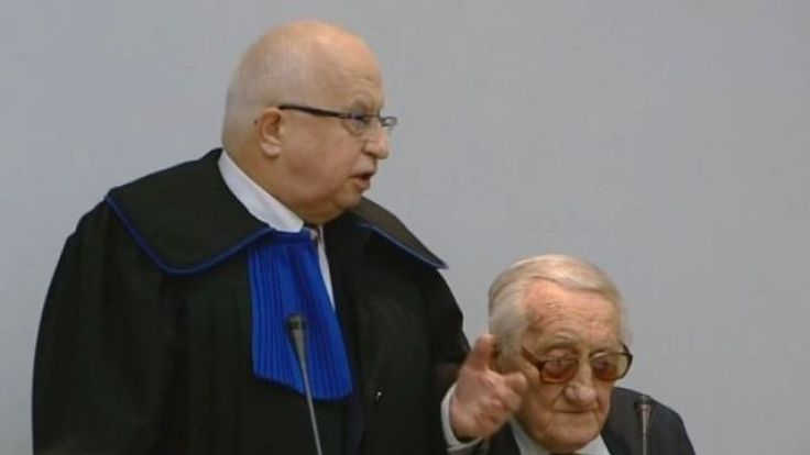 """Lech Obara jest prezesem Stowarzyszenia Patria Nostra, które na drodze sądowej walczy z instytucjami, używającymi określenia """"polskie obozy"""""""
