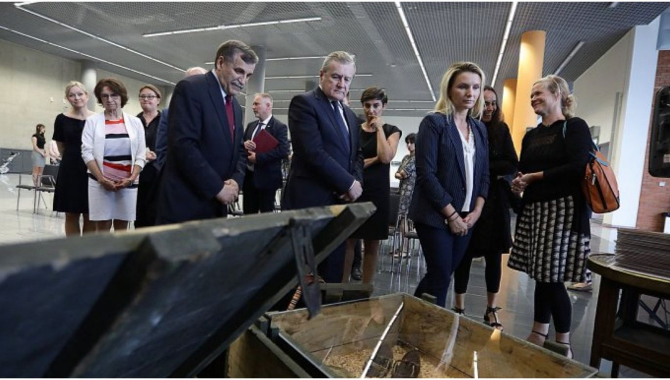 Over the past five years about 350 precious objects were returned from abroad. Photo: MKiDN/Danuta Matloch