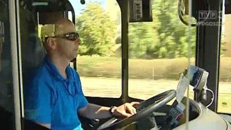 Daniel Szukalski prowadzi autobusy po mistrzowsku
