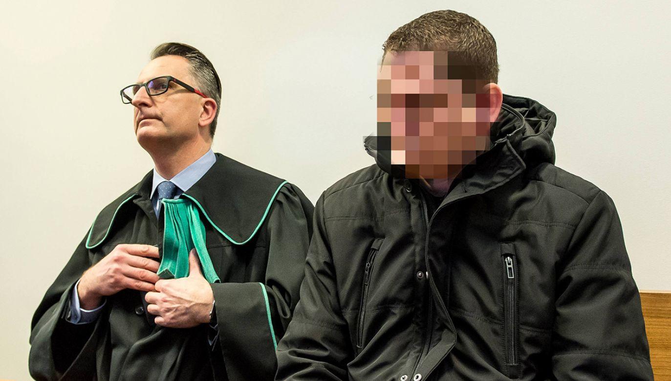 Niemiecki oficer policji w ubiegłym roku  w Polsce usłyszał dwa wyroki skazujące (fot. arch. PAP/Maciej Kulczyński)
