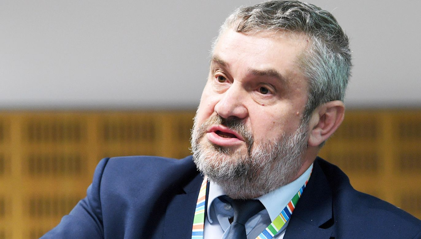 Minister rolnictwa Jan Krzysztof Ardanowski (fot. PAP/Darek Delmanowicz)