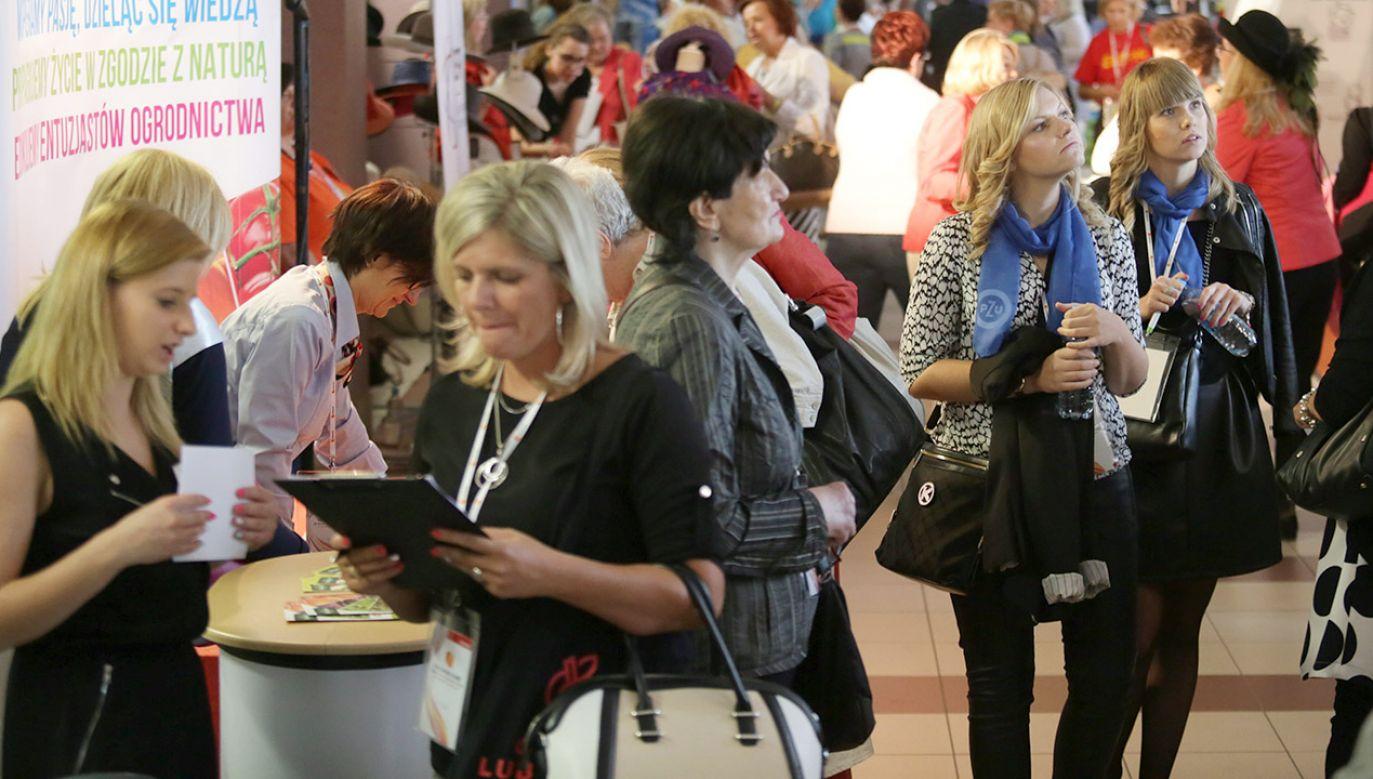 Gdyby wziąć pod uwagę tylko głosy kobiet, w najbliższych wyborach wygrałby PiS (zdjęcie ilustracyjne/fot. arch.PAP/Leszek Szymański)