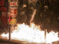 Grecja: Starcia demonstrantów z policją w Atenach i Salonikach