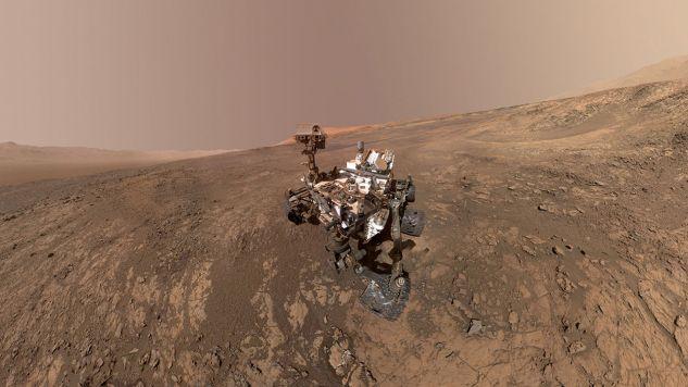 Polacy zaangażowali się w projekt mający na celu lądowanie na księżycu Marsa (fot.  NASA/Handout via REUTERS)