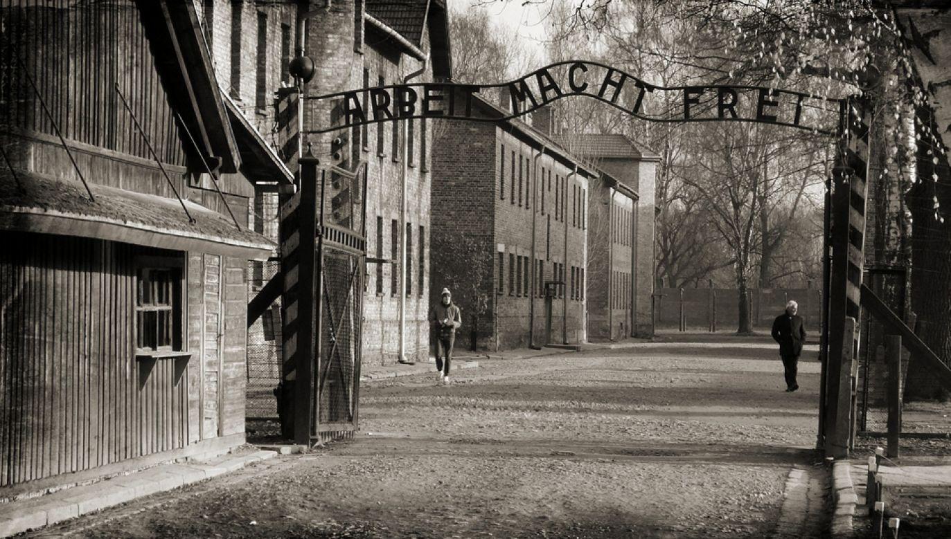 """Wprowadzające w błąd czytelników określenie """"polskie obozy"""" pojawiło się na łamach dziennika """"USA Today"""" (fot. pixabay)"""