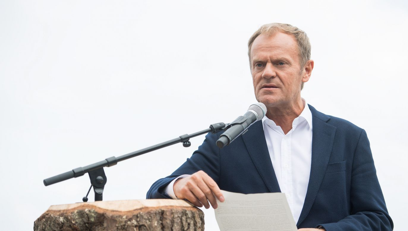 Zdaniem Wassermann przesłuchanie obecnego przewodniczącego Rady Europejskiej może się odbyć po 20 września (fot. PAP/EPA/MICHAEL GRUBER)
