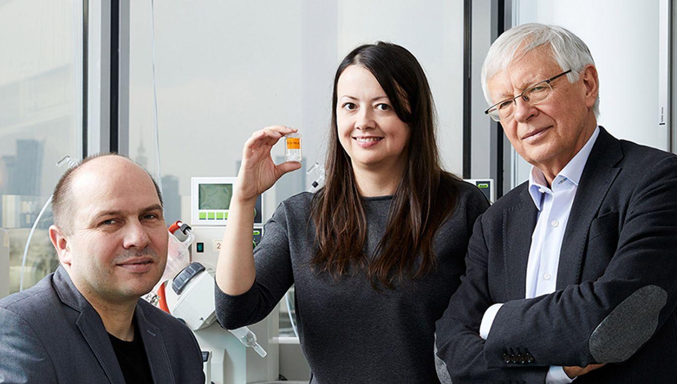Polski wynalazek był jednym z kandydatów do Nagrody Europejskiego Wynalazcy 2018 (fot. EPO)