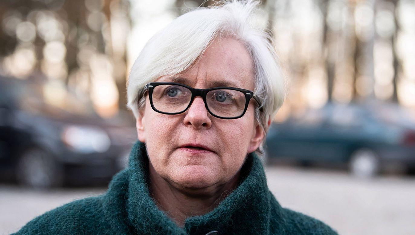Joanna Kluzik-Rostkowska (fot. arch.PAP/Wojciech Pacewicz)