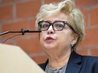 """Małgorzata Gersdorf nagrodzona przez Niemcy. """"Sprzeciwiła się rozwojowi sytuacji w Polsce"""""""