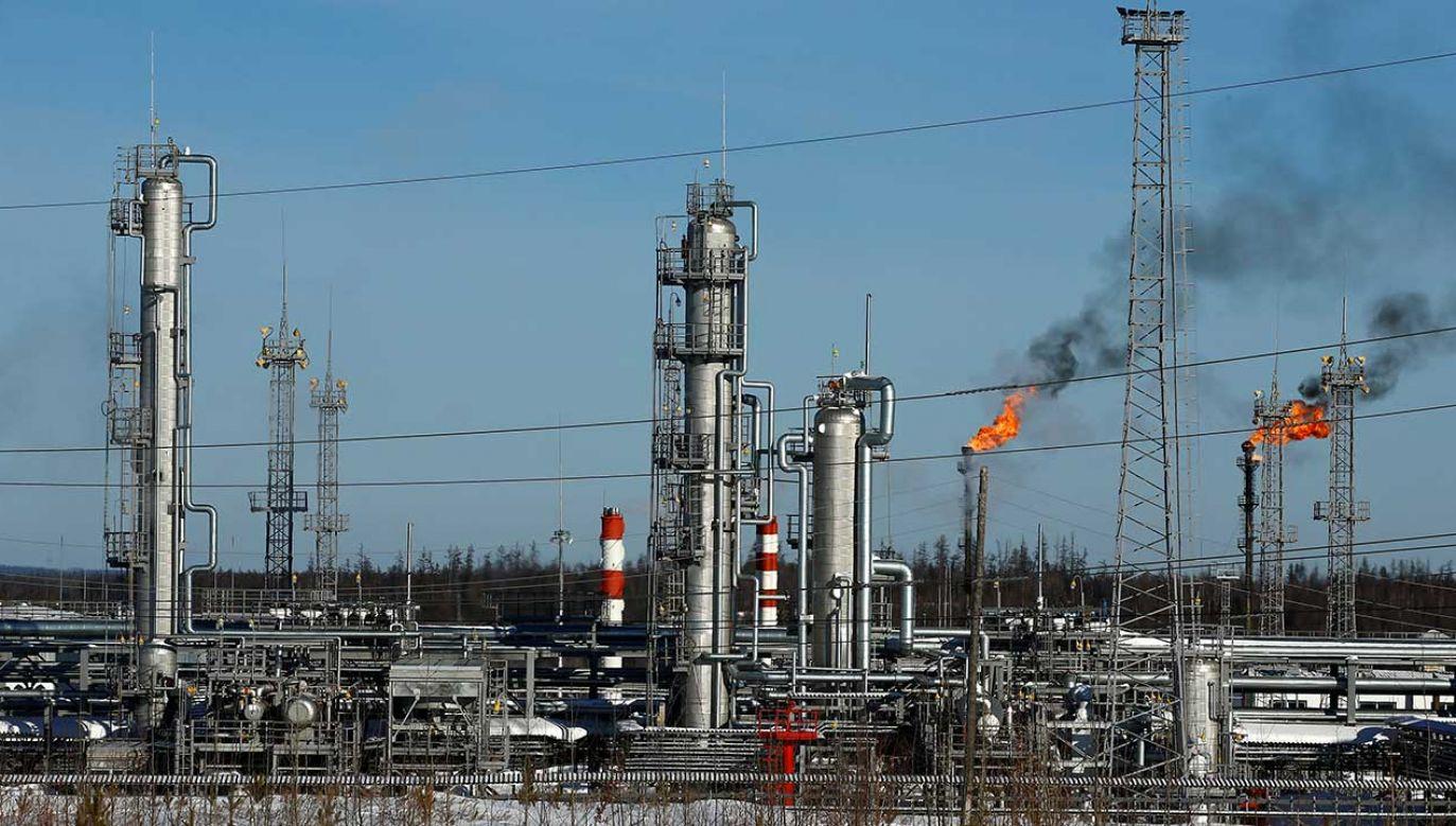 W przesyłanej ropie zaobserwowano zwiększenie stężeń chlorków organicznych (fot. REUTERS/Vasily Fedosenko)
