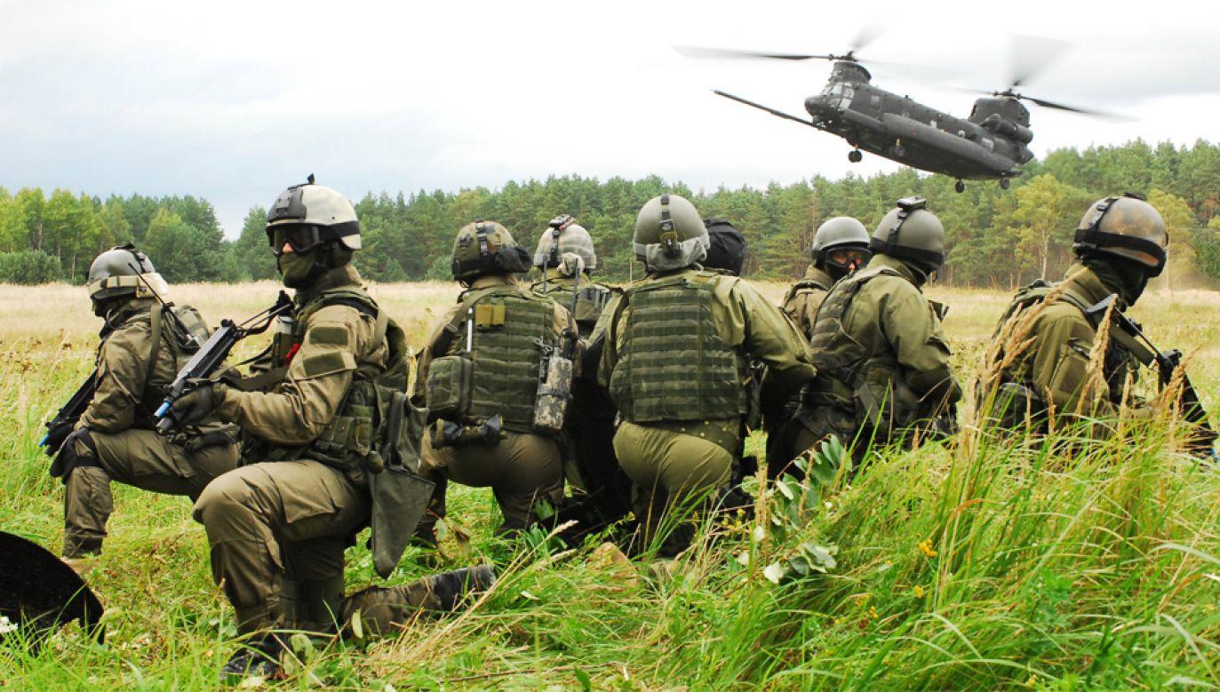 Obecnie w Polsce stacjonuje na zasadzie rotacyjnej ponad 3 tys. amerykańskich żołnierzy (fot. US Army)