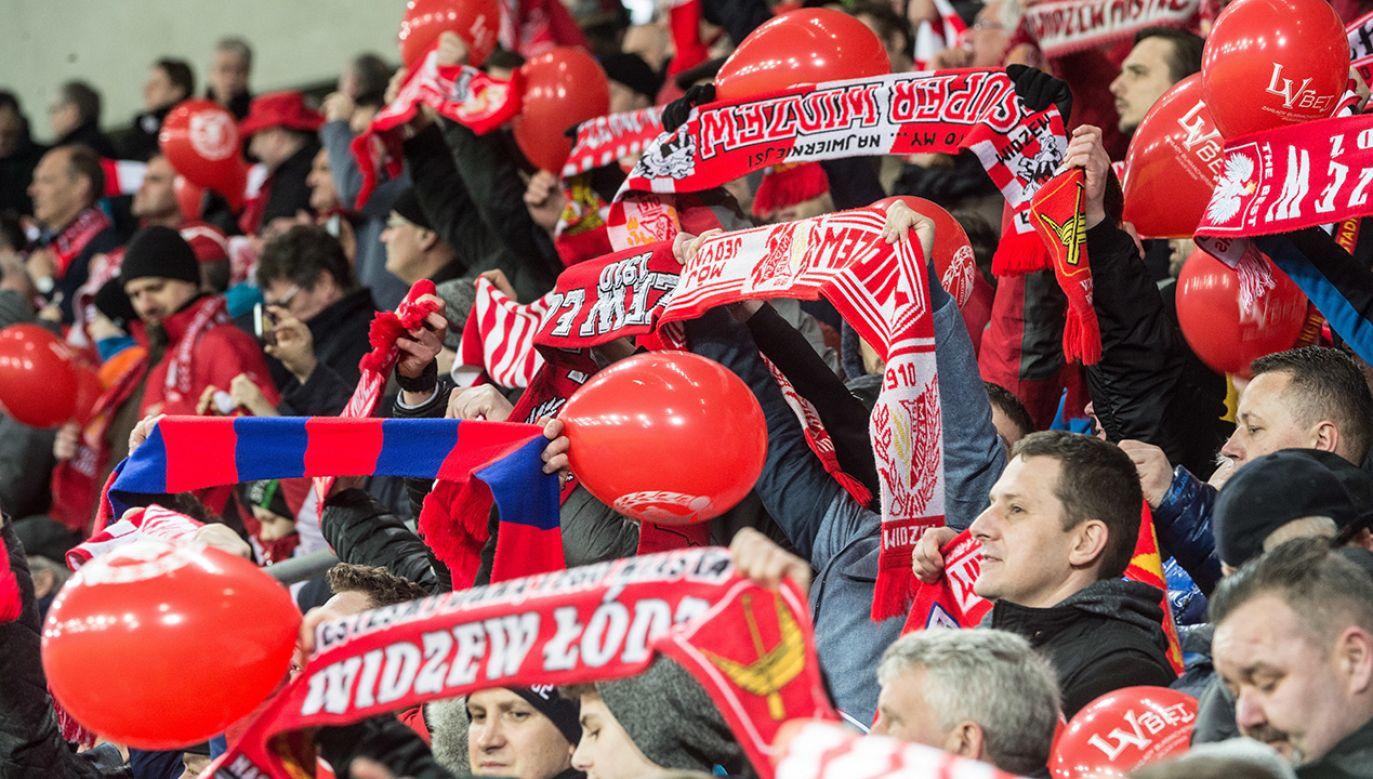 Na zakup abonamentu na rundę wiosenną zdecydowało się 16 339 kibiców (fot. arch. PAP/Grzegorz Michałowski)
