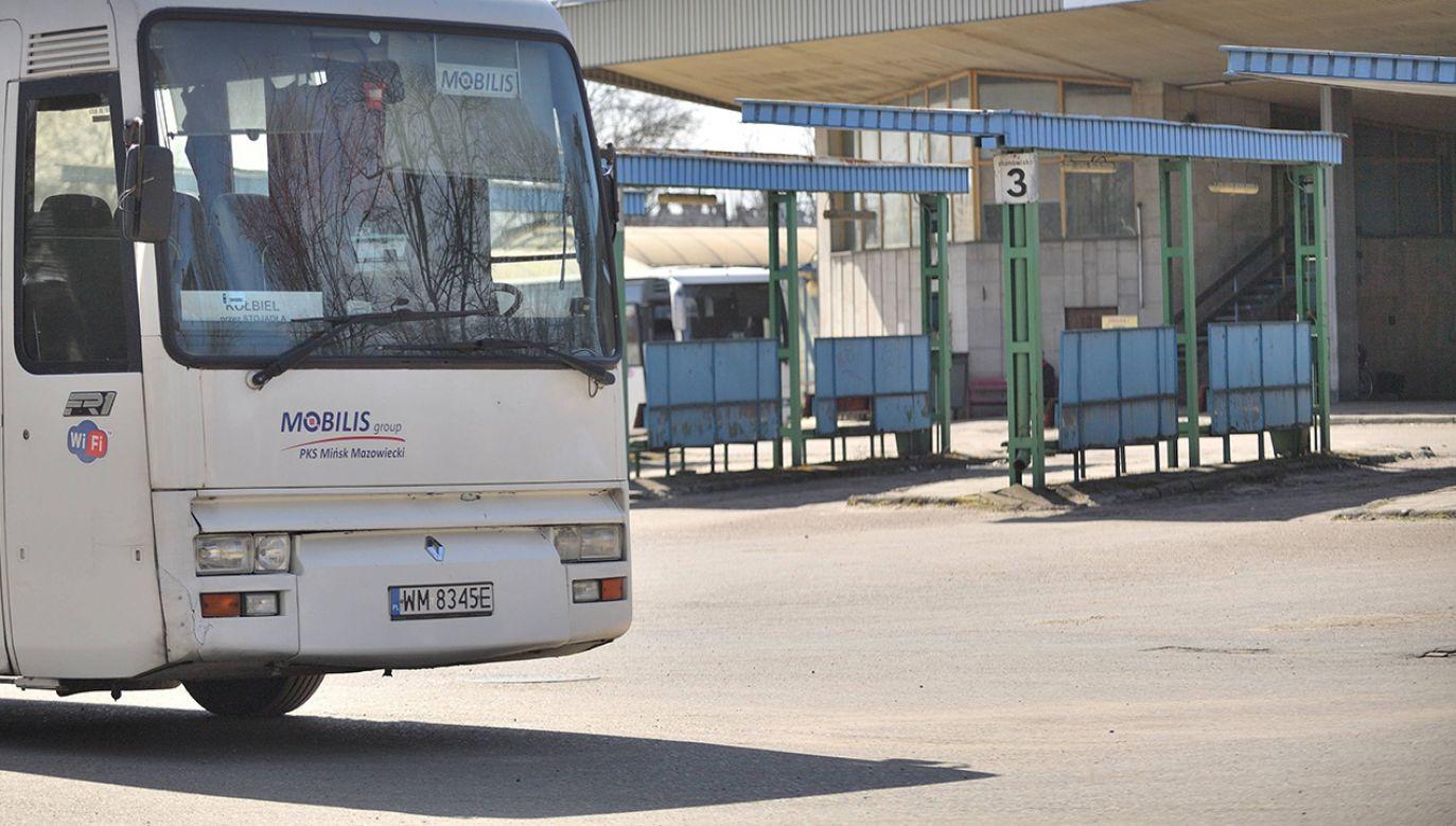 Sejm przyjął ustawę o połączeniach autobusowych (fot. arch. PAP/Przemysław Piątkowski)