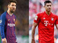 Barcelona i Bayern zagrają o