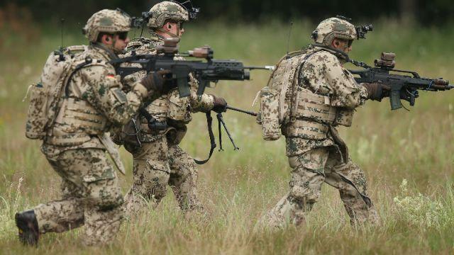 Islamiści chcą się szkolić w Bundeswehrze? Prawdopodobne podejrzenia kontrwywiadu