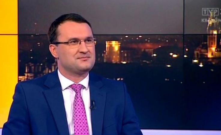 Wojciech Pałka (PiS) nowo wybrany starosta powiatu krakowskiego