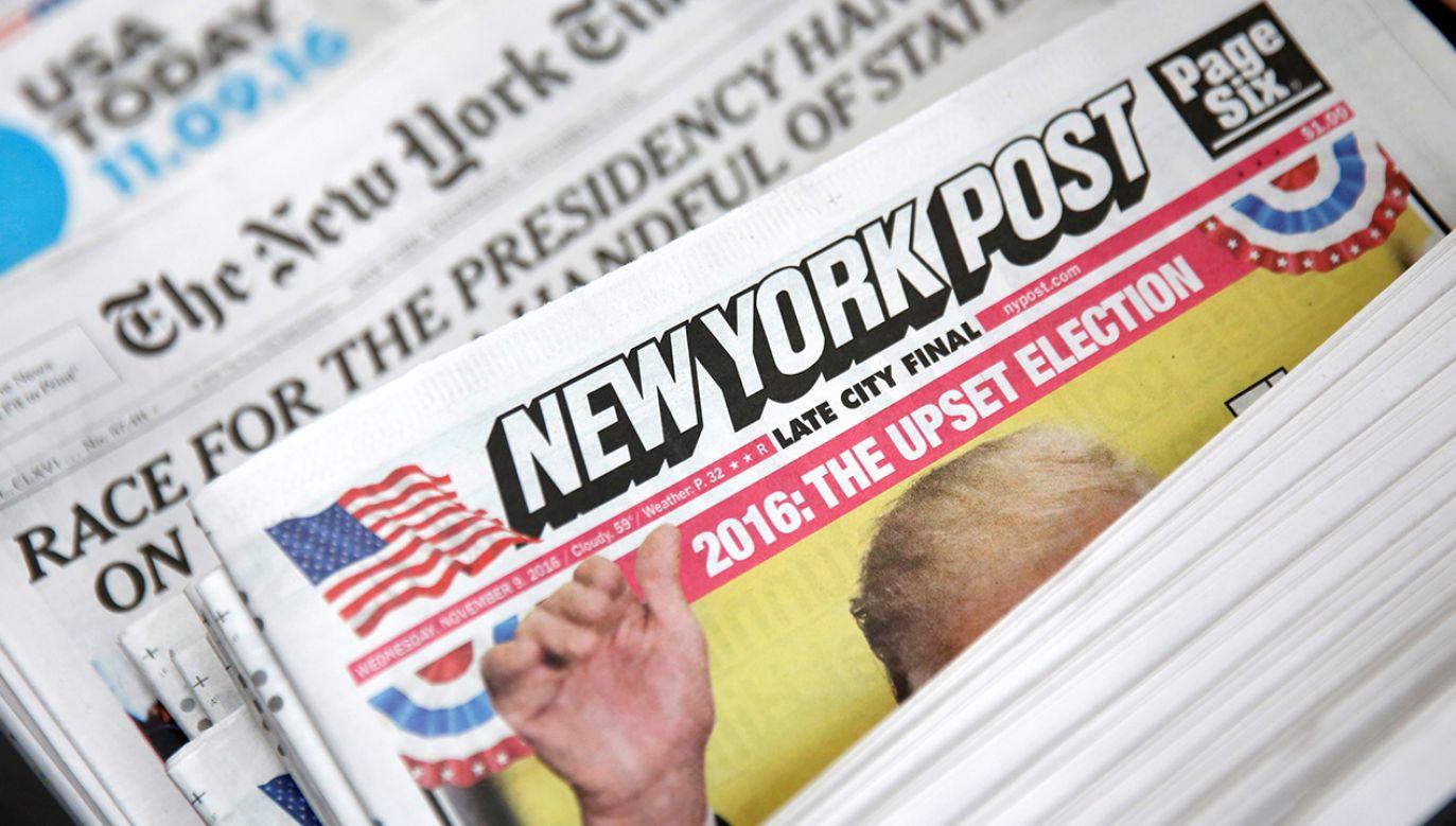 Polska ambasada w USA zawsze reaguje na kłamliwe epitety w amerykańskiej prasie (fot. REUTERS/Shannon Stapleton)