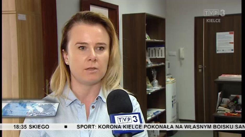 Anna Kaczor-Małecka, Świętokrzyski Związek Pracodawców Prywatnych Lewiatan