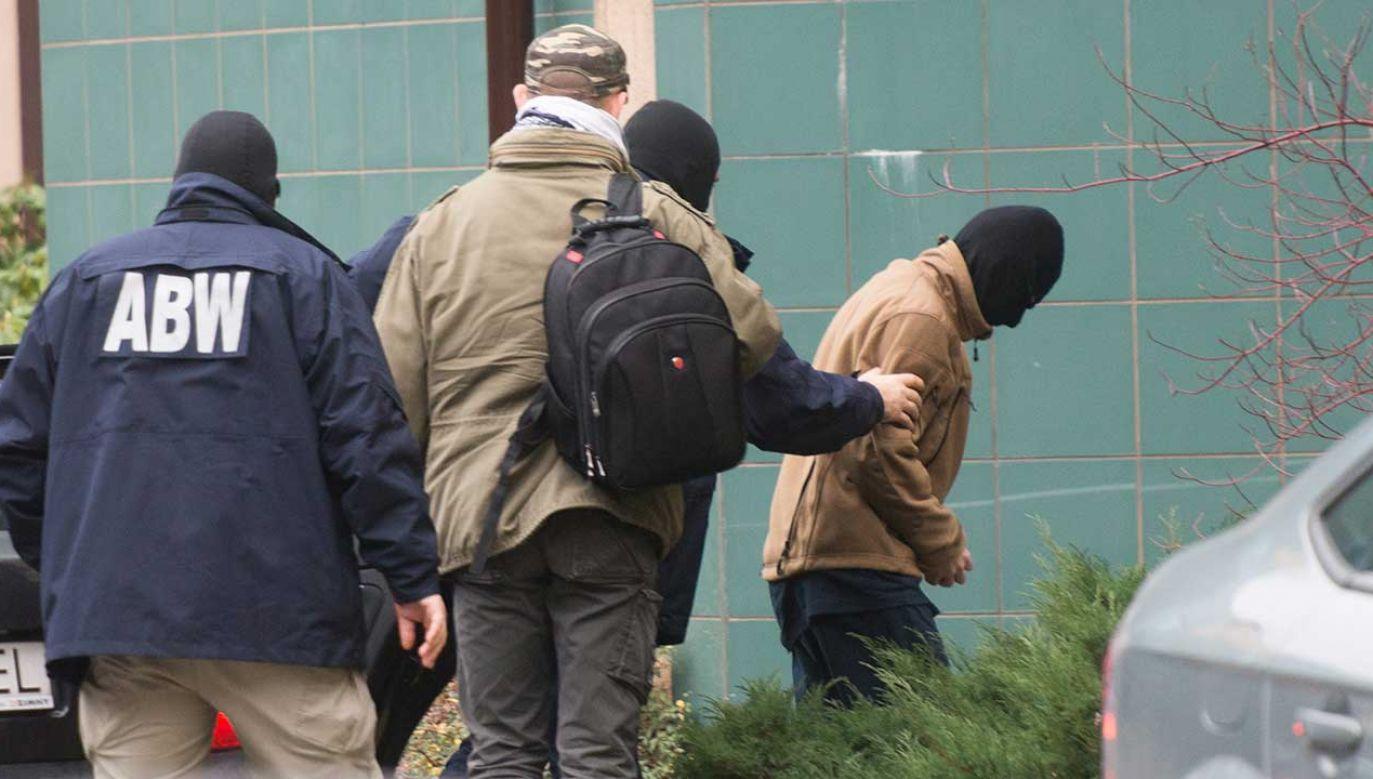 Alvi A. został tymczasowo aresztowany (fot. arch.  PAP/Grzegorz Michałowski)
