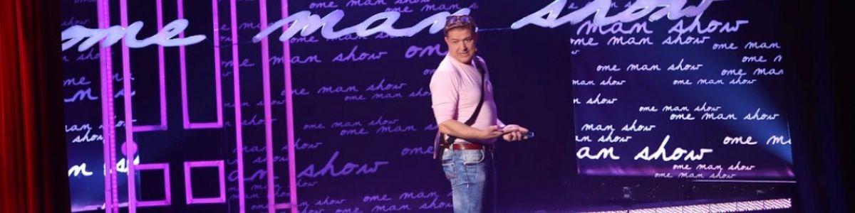 """""""Ludzik, czyli One Man Show"""" - odc. 4"""