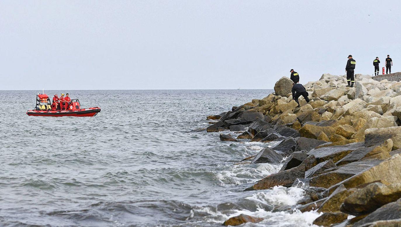 Do tragedii doszło 14 sierpnia ubiegłego roku (fot. arch.PAP/Marcin Bielecki)