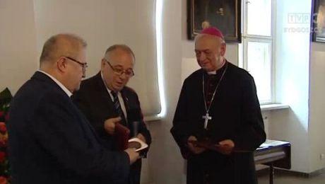 Bp Andrzej Suski laureatem nagrody
