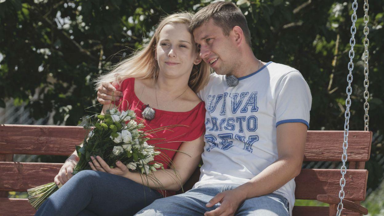 Czy związek tej dwójki przetrwa? (fot. TVP)
