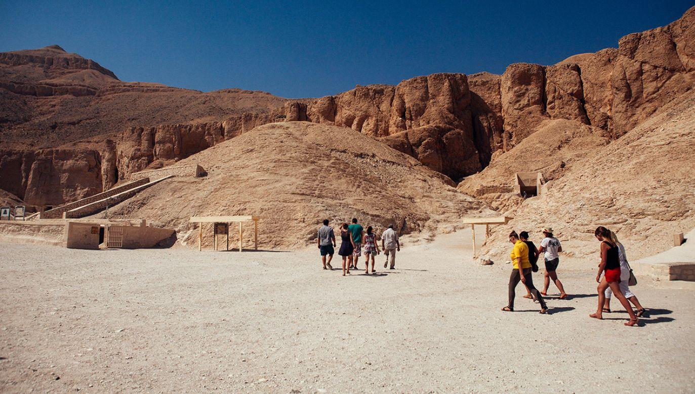Na razie ograniczono liczbę zwiedzających do 350-400 dziennie (fot. Ed Giles/Getty Images)