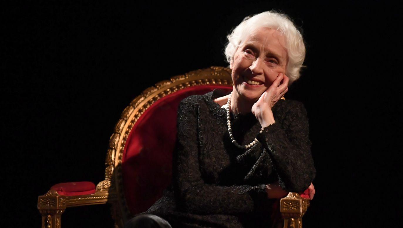 W styczniu Anna Polony świętowała 60-lecie pracy artystycznej oraz 80. urodziny. Uroczystość odbyła się po premierze sztuki