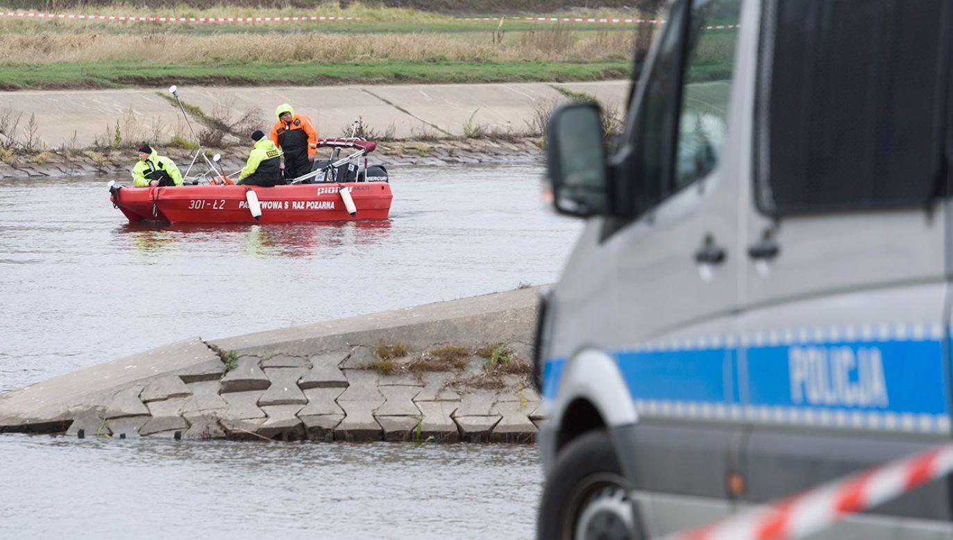 Policja podała, że poszukiwania 53-latka zostały zakończone (fot. arch.PAP/Jakub Kaczmarczyk, zdjęcie ilustracyjne)