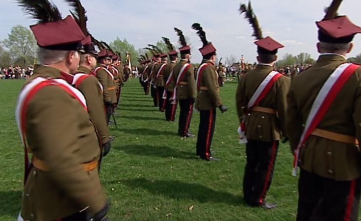 Parada Turków w Majdanie Zbydniowskim