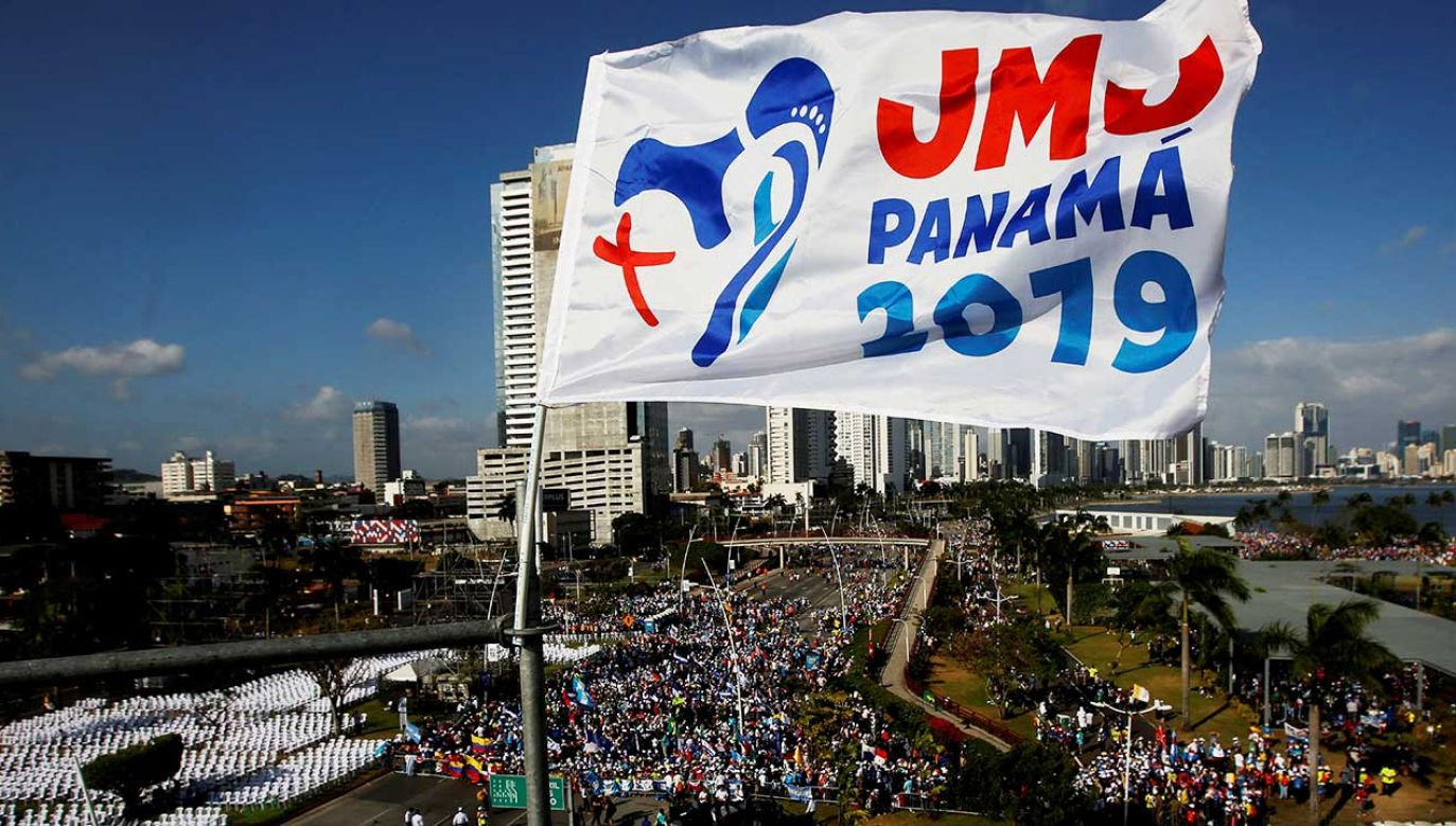 Na Światowe Dni Młodzieży przybyło ponad 3500 Polaków (fot. PAP/EPA/Esteban Biba)