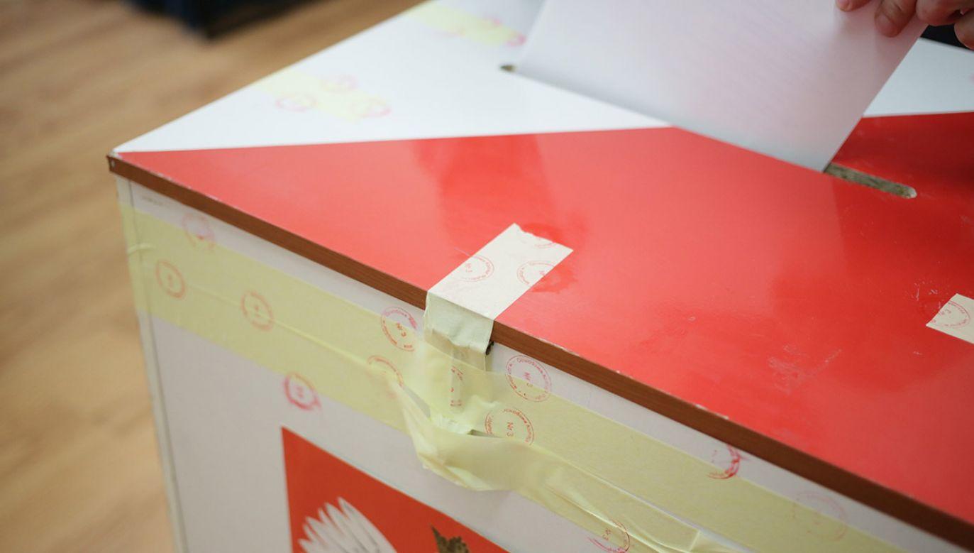 Wybory samorządowe odbędą się 21 października (fot. arch.PAP/Leszek Szymański)