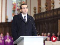 Premier: Jan Olszewski był wspaniałym przykładem polskiego patrioty