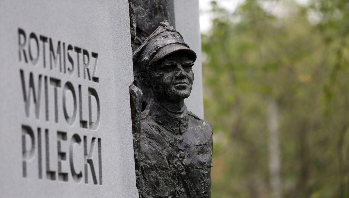 Pilecki został schwytany przez UB, torturowany i w 1948 r. skazany na karę śmierci. Wyrok wykonano przez strzał w tył głowy 25 maja 1948 r. (fot. arch. PAP/Tomasz Gzell)
