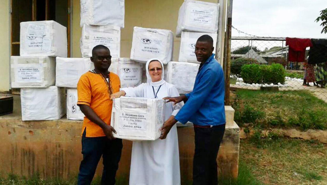 """Fundacja Pomocy Humanitarnej """"Redemptoris Missio"""" powstała w 1992 r. w Poznaniu (fot. fb/Fundacja Redemptoris Missio)"""