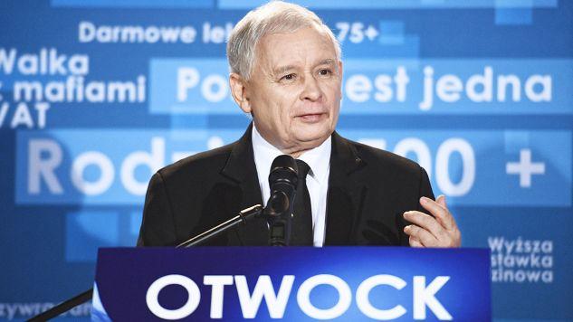 Jarosław Kaczyński (fot. PAP/Jacek Turczyk)