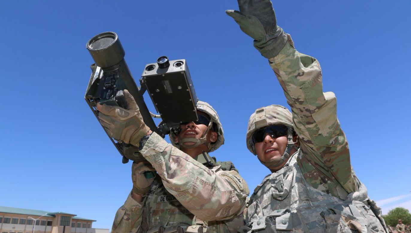 Pentagon jest gotowy odpowiedzieć na każdą prowokację (fot. TT/U.S. Army)