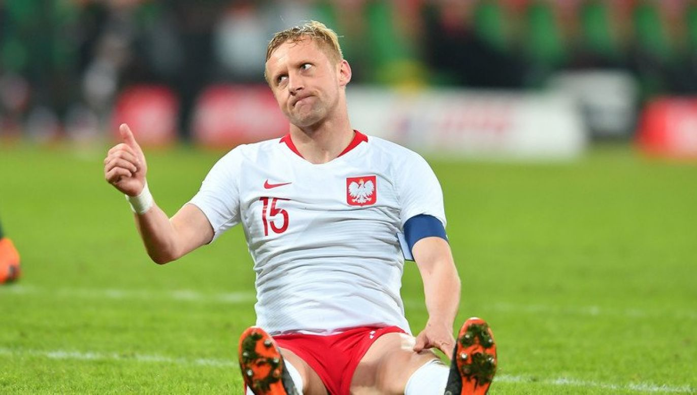 Kamil Glik will go to Russia with his national team. Photo: twitter