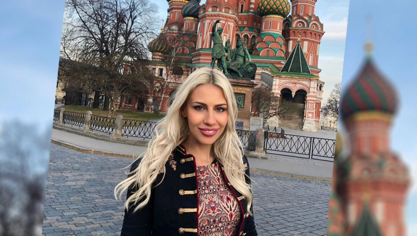 Jarosławska o swoim udziale w forum pisała na Twitterze (fot. tt/@ProgramPOLSKA30)