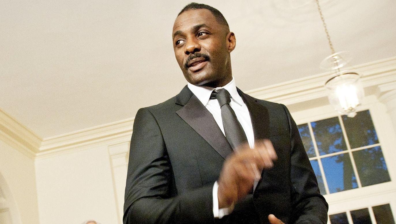 Brytyjski aktor Idris Elba (fot. Bill O'Leary/The Washington Post via Getty Images)
