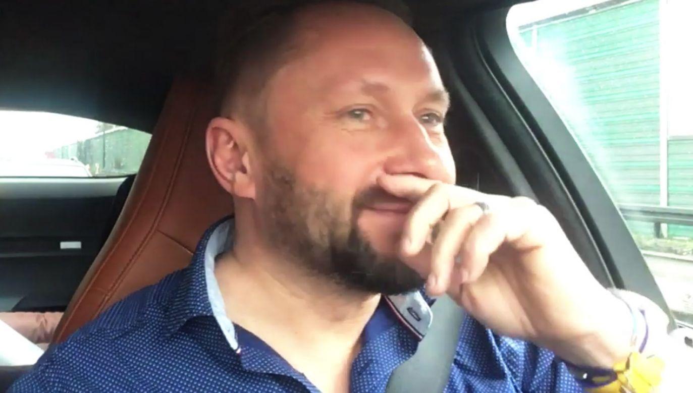 """""""Odczuwam coś na kształt konsternacji. Pan Kałuża dziś rano wywalił w powietrze koalicję"""" fot. Silesion.pl)"""
