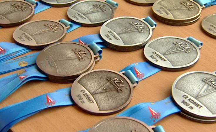 Medalowe żniwa kanadyjkarzy z regionu na krajowym czempionacie