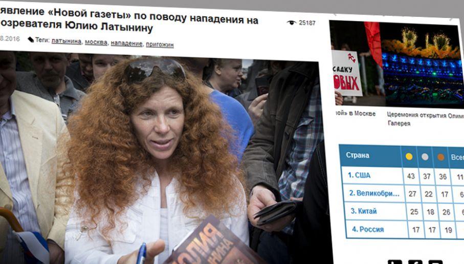 """Atak W Nowej Zelandii Hd: Atak Na Dziennikarkę """"Nowej Gaziety"""" W Moskwie"""