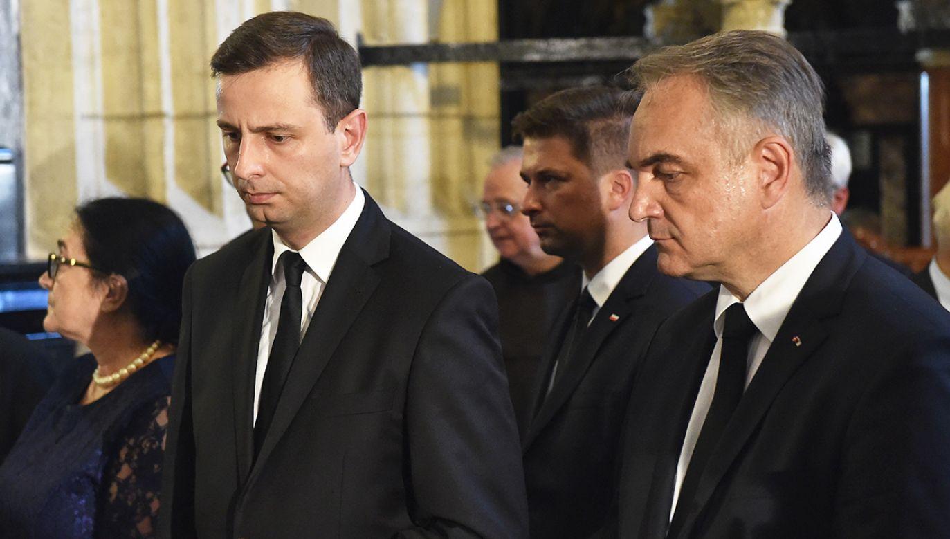 Na ujawnionych taśmach politycy PSL krytykują swoje kadry (fot.  arch. PAP/Jacek Bednarczyk)