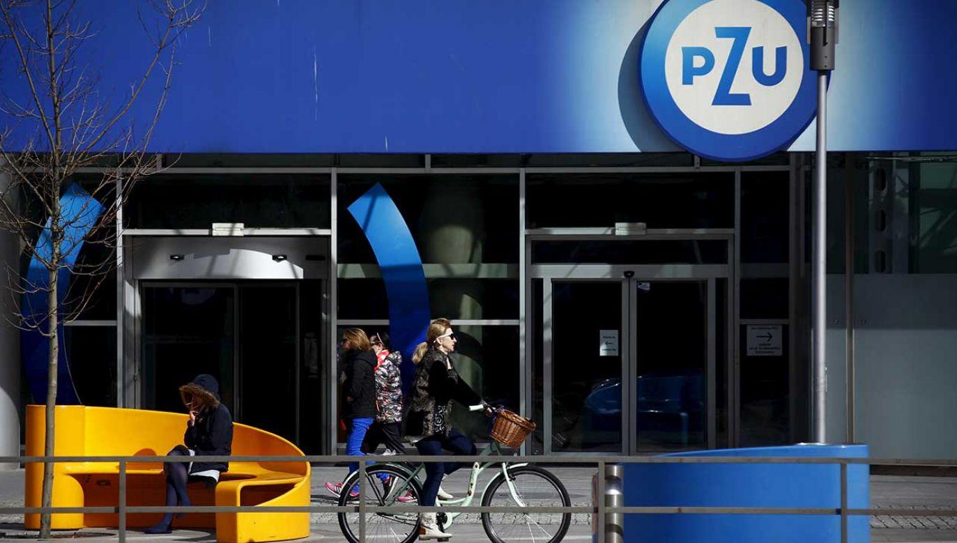PZU wypracowało zysk o 9 proc. większy niż zakładały to oczekiwania rynku (fot. REUTERS/Kacper Pempel)