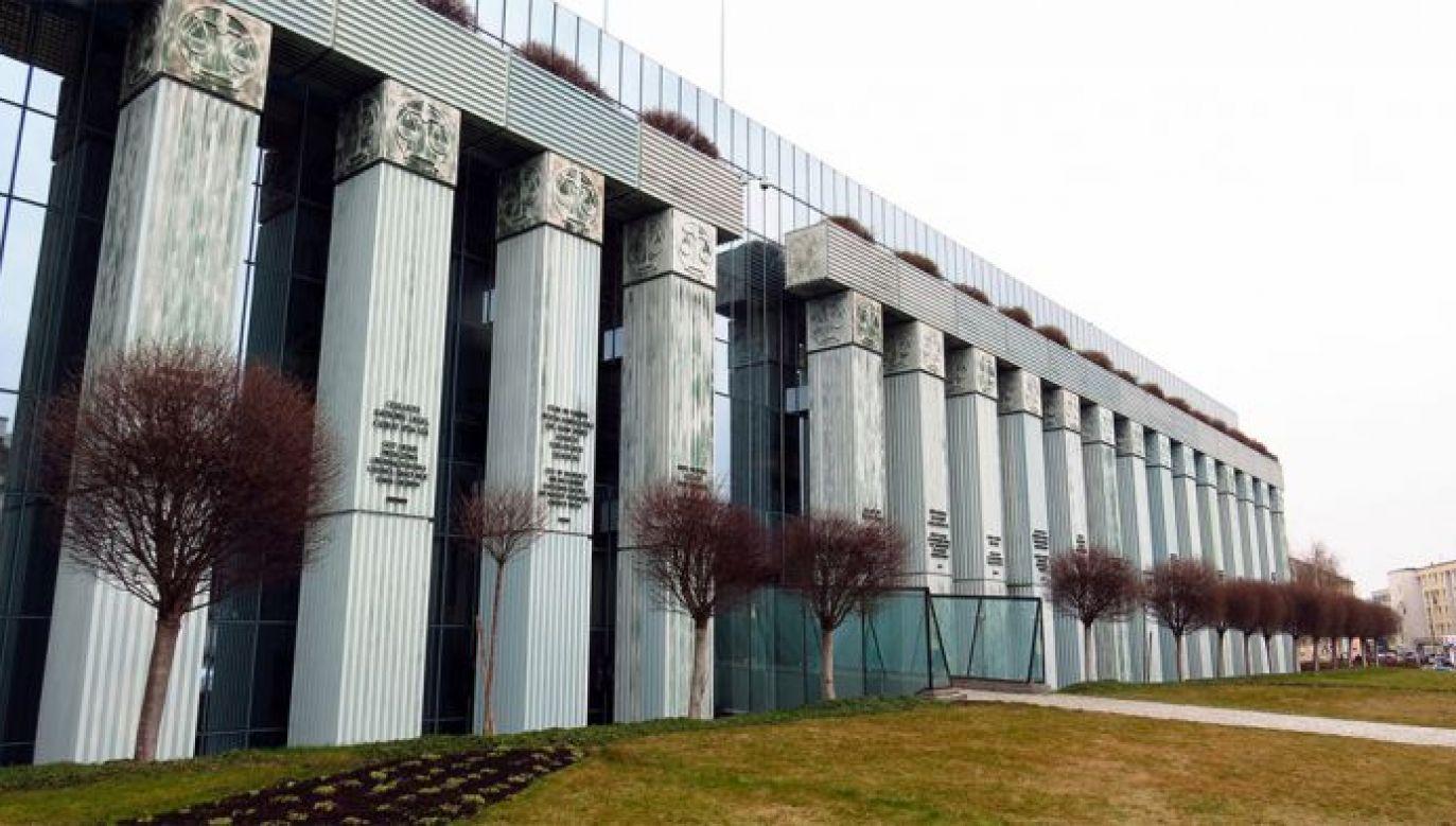 """""""L'Osservatore Romano"""" odnotował przyjęcie przez Sejm nowelizacji ustawy o Sądzie Najwyższym (fot. flickr.com/David Berkovitz)"""